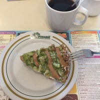 Photo taken at Restaurant y Pasteleria Panama by Oscar M. on 9/23/2016