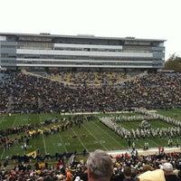 Photo taken at Ross-Ade Stadium by Jeff G. on 10/13/2012