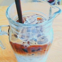 Photo taken at b-made coffee&bakery by Ploy S. on 8/9/2015