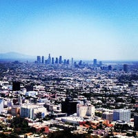 Photo taken at Runyon Canyon Park by Adam H. on 4/17/2013