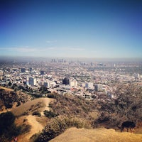 Photo taken at Runyon Canyon Park by Adam H. on 7/16/2013