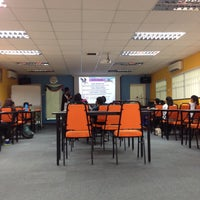 Photo taken at Koperasi Telekom Malaysia Berhad by Danial A. on 3/12/2016