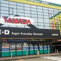 Photo taken at Yamada Denki by Tsuyoshi_OLD on 8/13/2013