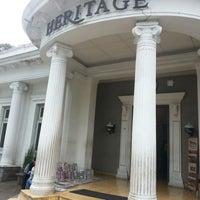 Photo taken at Heritage by Nasrul N. on 1/27/2013