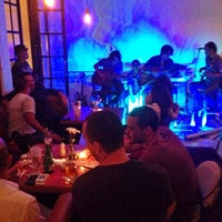 Photo taken at UMBRA Bar & Lounge by Foodism K. on 9/10/2014