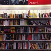 Photo taken at La Feltrinelli by f d. on 12/24/2012
