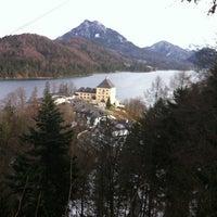 Das Foto wurde bei Schloss Fuschl Resort & Spa, Fuschlsee-Salzburg von Thomas v. am 12/25/2012 aufgenommen