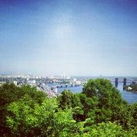 Снимок сделан в Владимирская горка пользователем Ilya S. 5/30/2013