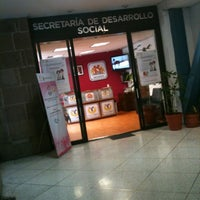 Photo taken at Secretaria de Desarrollo Social by Rubén C. on 6/24/2013