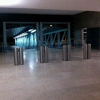 Photo taken at Terminal Fluvial do Terreiro do Paço by Luis M. C. S. on 1/4/2013