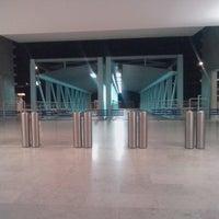 Photo taken at Terminal Fluvial do Terreiro do Paço by Luis M. C. S. on 4/22/2013