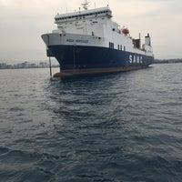 Photo taken at Sahil Tekne Turu by Oğuz H. on 2/1/2016