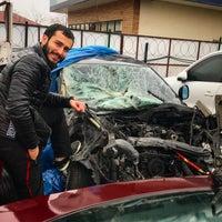 Photo taken at Ataşehir Ata Otoparkı by Kaan Y. on 2/16/2018
