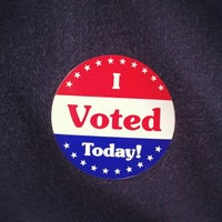 Photo taken at Wake County Board Of Elections by Adam S. on 11/1/2012