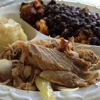 Photo taken at Cafe Rio Blanco by Jeni B. on 11/17/2012
