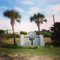Photo taken at Sullivan's Island by Jeni B. on 4/17/2013
