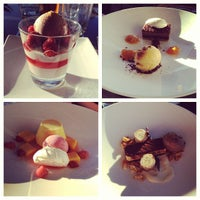 Photo taken at Café Sydney by Andrew H. on 5/5/2013