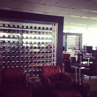 Photo taken at BA Galleries First Lounge by Andrew H. on 9/20/2012