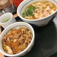 Photo taken at なか卯 広島大手町店 by みむか み. on 1/18/2018