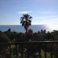 2/4/2013 tarihinde Katja F.ziyaretçi tarafından Club Turtaş Beach Hotel'de çekilen fotoğraf