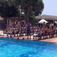 7/20/2013 tarihinde Katja F.ziyaretçi tarafından Club Turtaş Beach Hotel'de çekilen fotoğraf