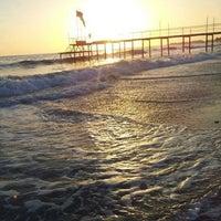 10/14/2013 tarihinde Katja F.ziyaretçi tarafından Club Turtaş Beach Hotel'de çekilen fotoğraf