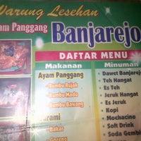 Photo taken at Ayam Panggang Banjarejo by MoniChi P. on 12/24/2013
