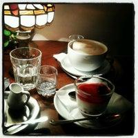 Photo taken at Caffé del Saggio by Leña H. on 2/3/2013