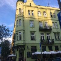 Photo taken at Karlín by Leña H. on 8/24/2017