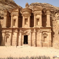 Photo taken at Petra by Martin L. on 6/8/2013