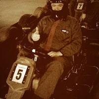 Photo taken at Goodwill Karting by Tom H. on 12/11/2013