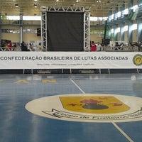 Photo taken at Centro de Educação Física Almirante Adalberto Nunes (CEFAN) by Agnaldo P. on 12/1/2012