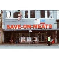 Photo taken at Save On Meats by Esteban C. on 2/19/2015