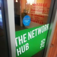 Photo taken at The Network Hub - New Westminster by Esteban C. on 10/7/2012