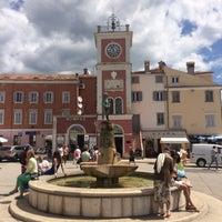 Photo taken at Fontana u Rovinju by Igor K. on 5/31/2014