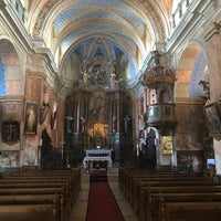 Photo taken at Crkva sv. Petra i Pavla by Igor K. on 2/4/2018