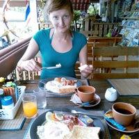 Photo taken at Baan Suan Sook Resort by Alexander K. on 7/21/2015