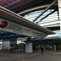 Photo taken at Nagoya International Exhibition Hall by Yohey I. on 10/12/2012