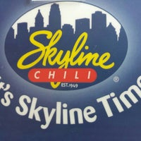 Photo taken at Skyline Chili by Mike M. on 5/15/2015