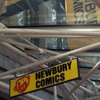 Photo taken at Newbury Comics by Dian W. on 6/5/2013
