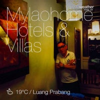 Photo taken at MyLaoHome Hotels & Villas by Nui on 12/6/2013