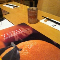 Photo taken at Yuzu Japanese Restaurant by Cping T. on 2/26/2013