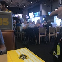 Photo taken at Buffalo Wild Wings by Min B. on 7/28/2017