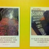 Photo taken at Appalachian Trail Conservancy Headquarters by Jordan D. on 2/10/2013