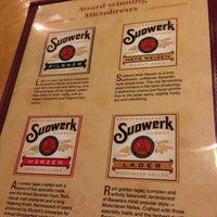 Photo taken at Sudwerk Brewery by emuchico W. on 2/12/2013