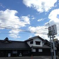 Photo taken at 木内酒造 by emuchico W. on 1/27/2013