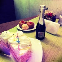 "Photo taken at Ресторан ""Адельфия"" by Katerina S. on 2/6/2017"