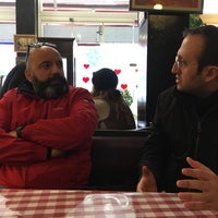 Photo taken at Tarçın Cafe by Ercan Ö. on 1/18/2016