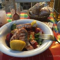 8/28/2015 tarihinde Umur Doruk K.ziyaretçi tarafından Fish & Meat House'de çekilen fotoğraf