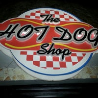 Photo taken at the hot dog shop by Pipe D. on 9/9/2013